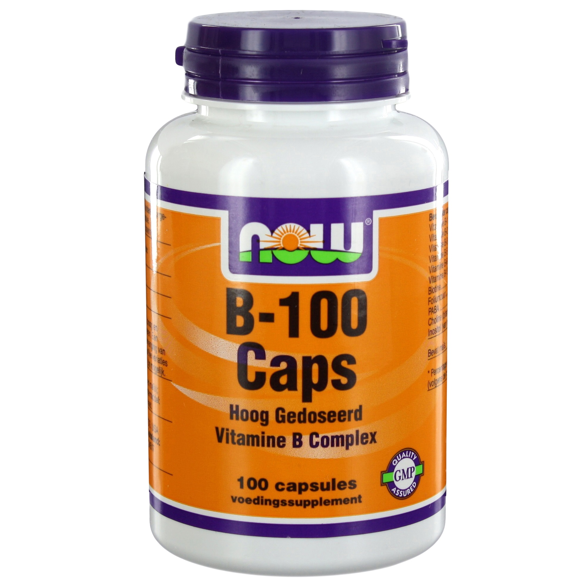 Now Vit B 100 st
