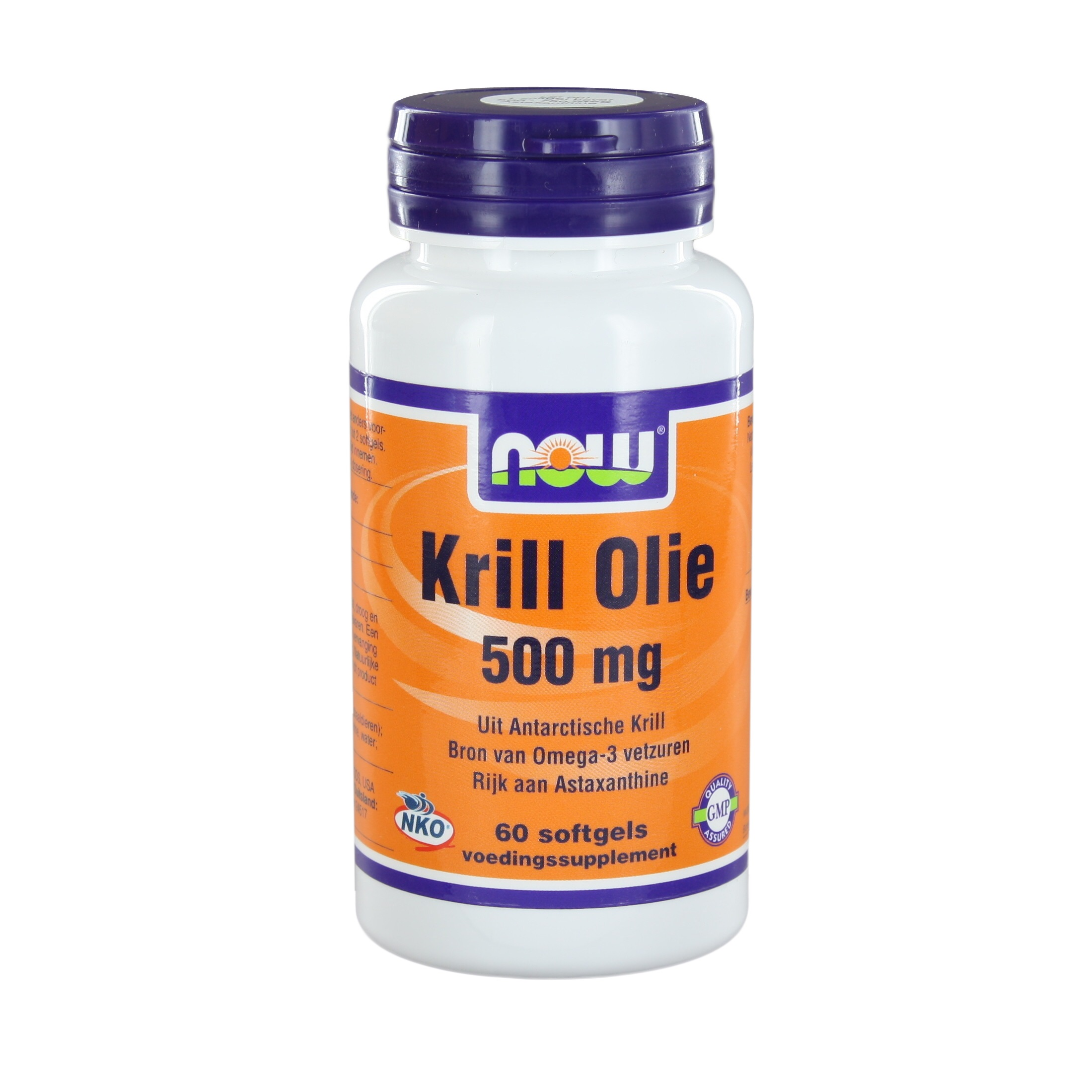 Now Krill Olie