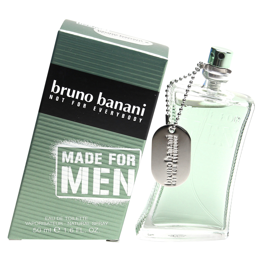 BRUNO BANANI Eau de toilette Made for Men