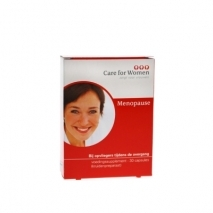 Care for Women Menopauze - 30 Capsules - Voedingssupplement