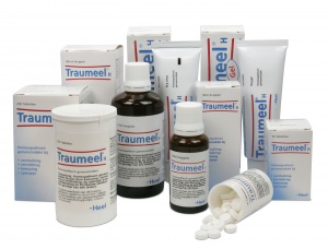 Traumeel S gel - 250ml