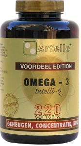 Artelle Omega 3 1000 Mg 220cap