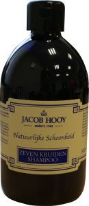 Jacob Hooy 7 Kruiden - 500 ml - Shampoo