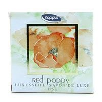 Kappus Red Poppy Zeep Luxe