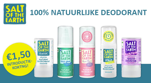 Salt of the Earth €1,50 korting