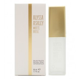 Alyssa Ashley White Musk for Women - 50 ml - Eau de toilette