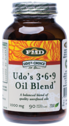 Udos Choice Ultimate Oil Blend Capsules 90CP