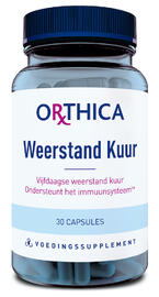 Orthica Weerstand Kuur Capsules 30CP