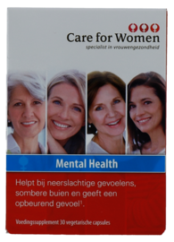 Care for Women Mental Health Capsules 30CP