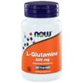 NOW L-Glutamine 500mg Capsules 60ST