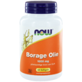NOW Borage Olie 1000mg Capsules 60ST
