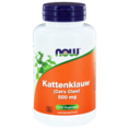 NOW Kattenklauw 500mg Capsules 100ST