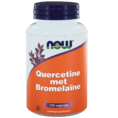 NOW Quercitine With Bromelaine Capsules 120ST