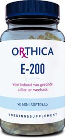 Orthica E200 Softgels 90CP