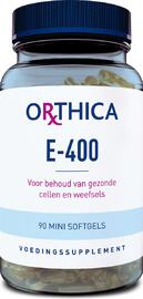 Orthica E400 Softgels 90CP
