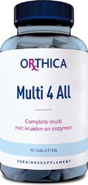 Orthica Multi 4 All Tabletten 90TB
