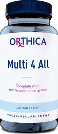 Orthica Multi 4 All Tabletten 60TB