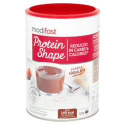 Modifast Protein Shape Pudding Chocolade 540GR