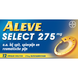 Aleve Select 275mg Tabletten 12TB