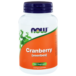NOW Cranberry Capsules 100ST
