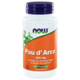NOW Pau D'Arco 500mg Capsules 100ST