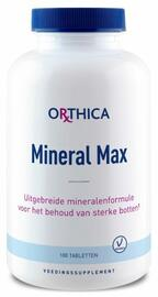 Orthica Mineral Max Tabletten 180TB