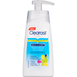 Clearasil Complete 3in1 Wascreme Ice Wash Huidzuiverend 150ML