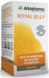 Arkocaps Royal Jelly Capsules 45CP