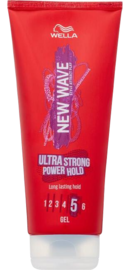 Wella New Wave Ultrastrong Power Hold Gel 200ML