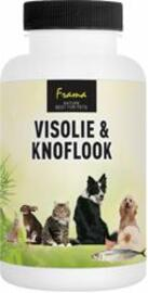 Frama Nature Best for Pets Best For Pets Visolie Knoflook Capsules 200CP