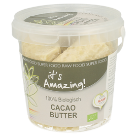 Its Amazing Cacao Butter Ruw 300GR
