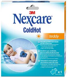 Nexcare 3M Nexcare Coldhot Gel Kruik Teddy Mag In Magnetron 1ST