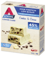Atkins Cookies & Cream Reep 5st 150GR