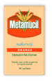 Metamucil Orange Sachets 30ST