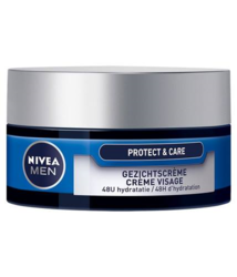 Nivea Men Protect & Care Intensieve Hydraterende Creme 50ML