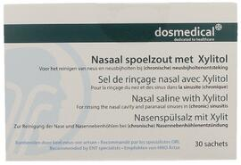 Dos Medical Nasaal Spoelzout met Xylitol Sachets 30ST