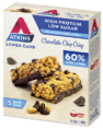 Atkins Chocolate Chip Crisp 5x30g 150GR