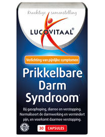 Lucovitaal Prikkelbare Darm Syndroom Capsules 30CP