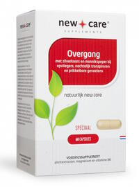 New Care Overgang Capsules 60CP