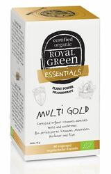 Royal Green Multi Gold Capsules 90VCP