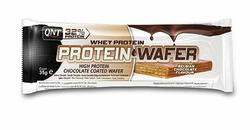 Qnt Wafer Protein 32% Chocolate 35GR