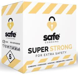 Safe Super Strong Condooms For Extra Safety 5ST