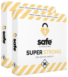 Safe Super Strong Condooms For Extra Safety 72ST