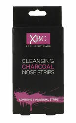 XBC Charcoal Cleansing Strips Neus 6ST