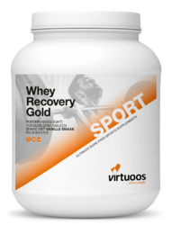 Virtuoos Whey Recovery Gold Vanille 1000GR