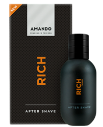 Amando After Shave Rich 50ML