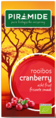 Piramide Thee Rooibos Cranberry 20ZK