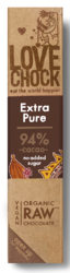 Lovechock Extra Puur 94% 50GR