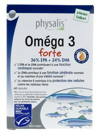 Physalis Omega 3 Forte Capsules 60CP