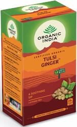 Organic India Thee Tulsi Ginger 25ZK